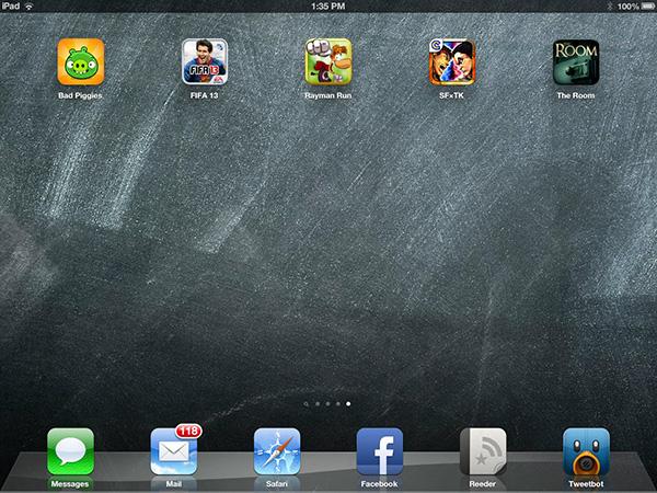 iOS Gems: Bad Piggies, FIFA 13, Rayman Jungle Run, Street Fighter x Tekken Mobile + The Room 1