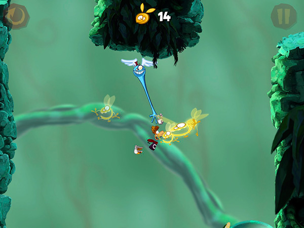 iOS Gems: Bad Piggies, FIFA 13, Rayman Jungle Run, Street Fighter x Tekken Mobile + The Room 15