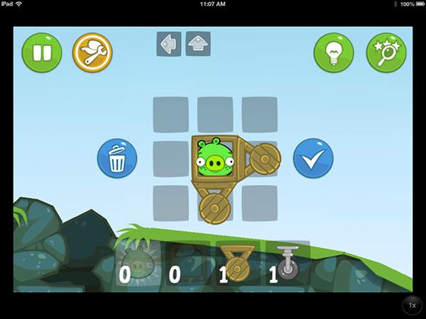 iOS Gems: Bad Piggies, FIFA 13, Rayman Jungle Run, Street Fighter x Tekken Mobile + The Room 2