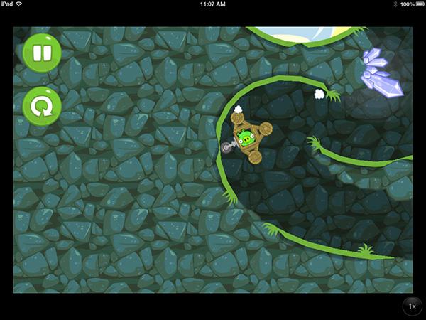 iOS Gems: Bad Piggies, FIFA 13, Rayman Jungle Run, Street Fighter x Tekken Mobile + The Room 3
