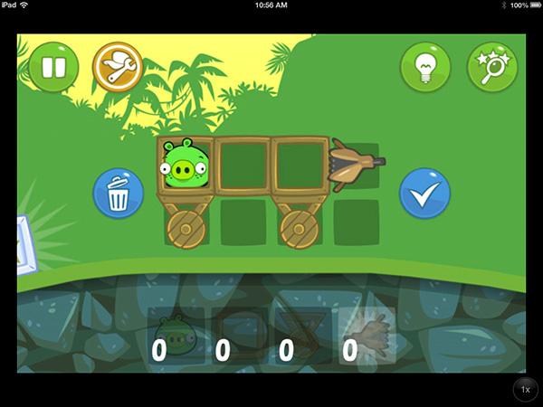 iOS Gems: Bad Piggies, FIFA 13, Rayman Jungle Run, Street Fighter x Tekken Mobile + The Room 4