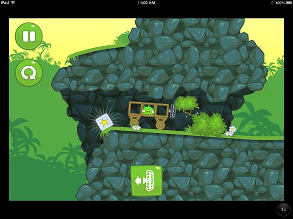 iOS Gems: Bad Piggies, FIFA 13, Rayman Jungle Run, Street Fighter x Tekken Mobile + The Room 5