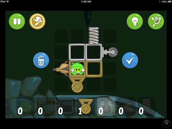 iOS Gems: Bad Piggies, FIFA 13, Rayman Jungle Run, Street Fighter x Tekken Mobile + The Room 7