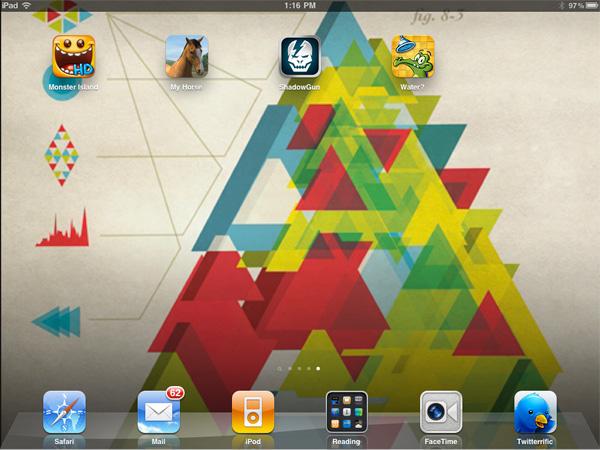 iPhone + iPad Gems: Monster Island HD, My Horse, Shadowgun + Where's My Water? 1