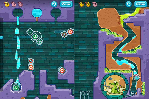 iPhone + iPad Gems: Monster Island HD, My Horse, Shadowgun + Where's My Water?