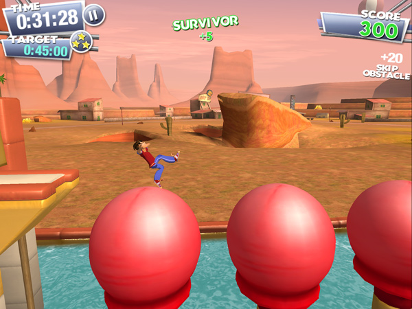 iOS Gems: Avengers Initiative, Little Masters + Wipeout