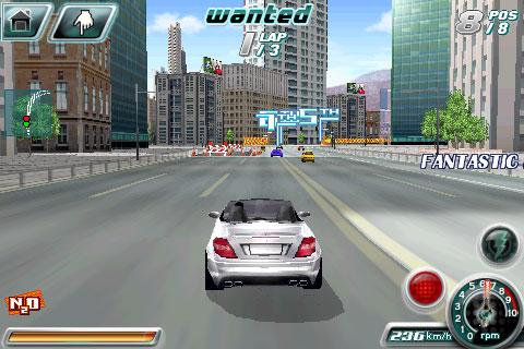 Review: Gameloft S.A. Asphalt 4 Elite Racing