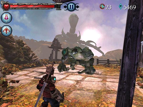 Review: Phosphor Games/Zynga Horn