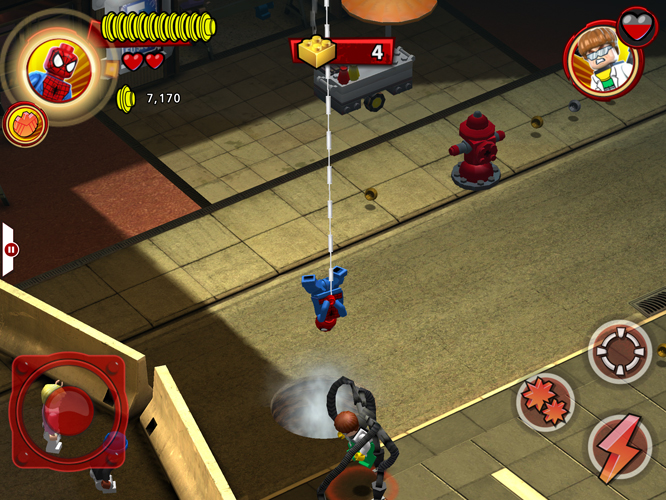 iLounge Game Spotlight: Lego Marvel Super Heroes: Universe in Peril