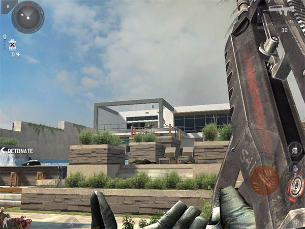 Review: Gameloft Modern Combat 3: Fallen Nation