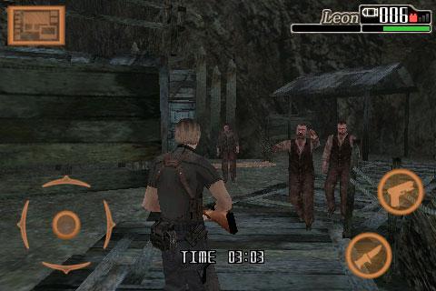 Review: Capcom Resident Evil 4 Mobile Edition