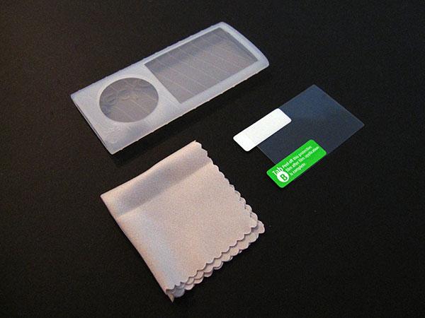 First Look: Gecko Gear Gecko Glove, Ice Case + Sports Armband for iPod nano 5G