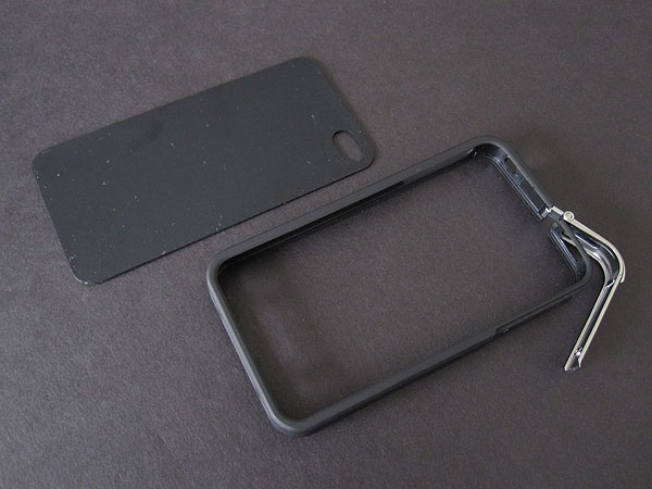 Review: Graft Concepts Leverage for iPhone 4/4S