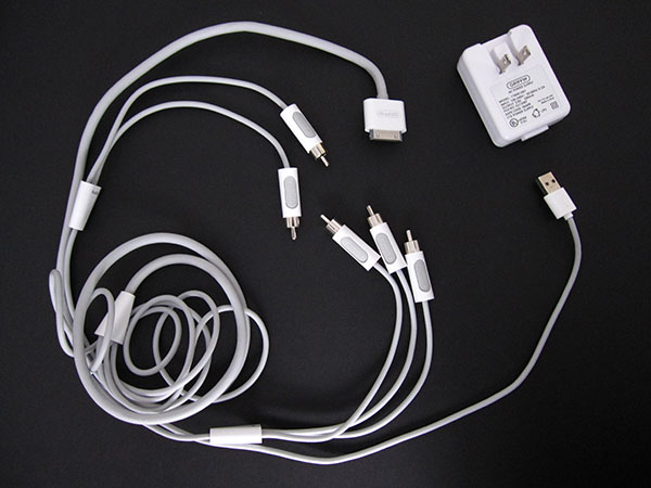 Review: Griffin Component + Composite iPod to TV Cables