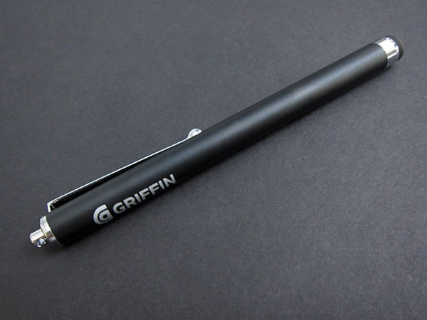 First Look: Griffin Stylus for iPad + iPhone + iPod touch