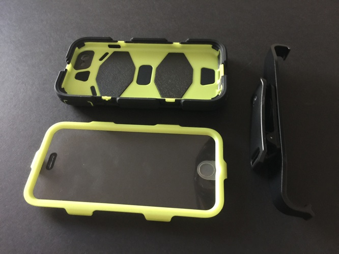Review: Griffin Survivor All-Terrain, Core, and Slim for iPhone 6 + iPhone 6 Plus