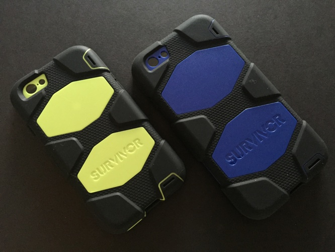 Griffin Survivor All-Terrain, Core, and Slim for iPhone 6, iPhone 6 Plus