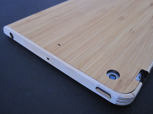 Review: Grovemade Bamboo iPad Case for iPad mini