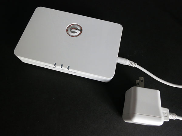 Review: G-Technology G-Connect Wireless Storage for iPad