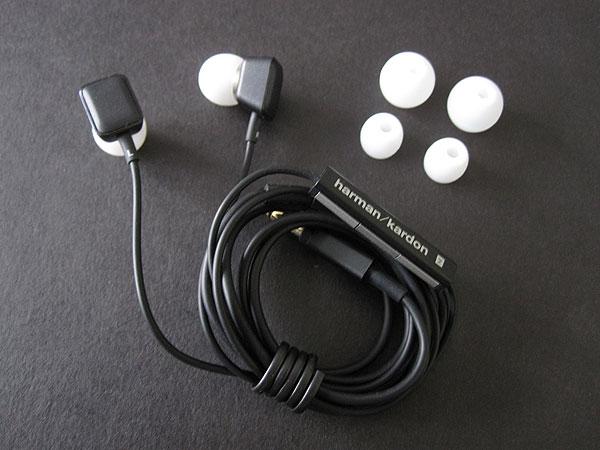 Review: Harman/Kardon AE + NI In-Ear Headphones