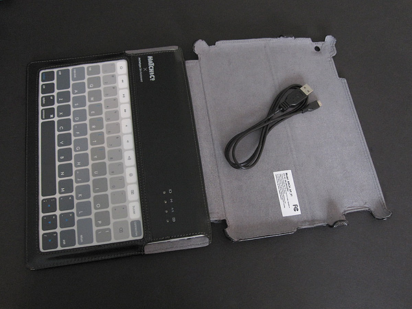 Review: Hatch & Co. Skinny Keyboard Case for iPad 2