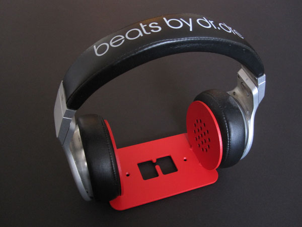 Heckler Design Headphone Stand for Over-the-Ear Headphones