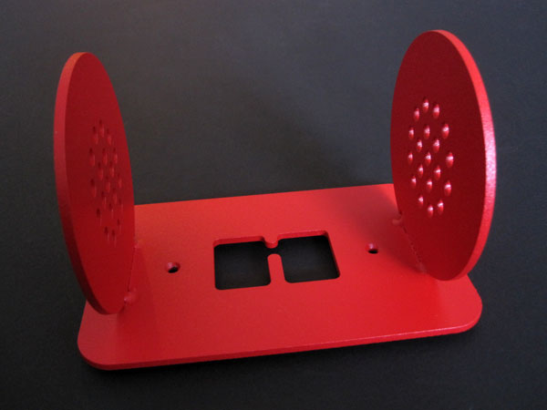 First Look: Heckler Design Headphone Stand for Over-the-Ear Headphones