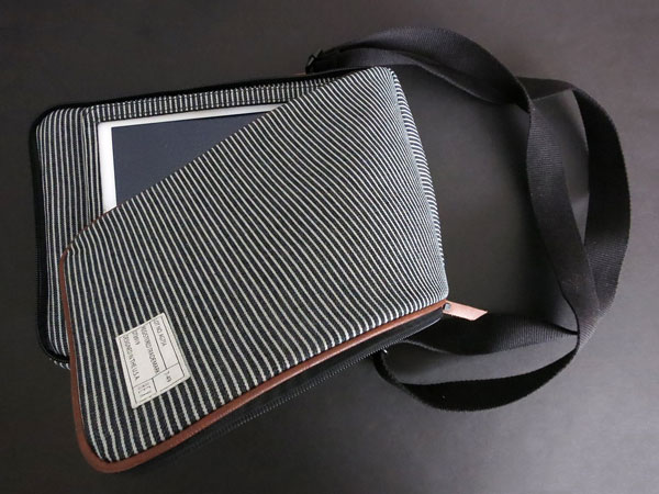 Review: Hex Fleet Cross Body for iPad