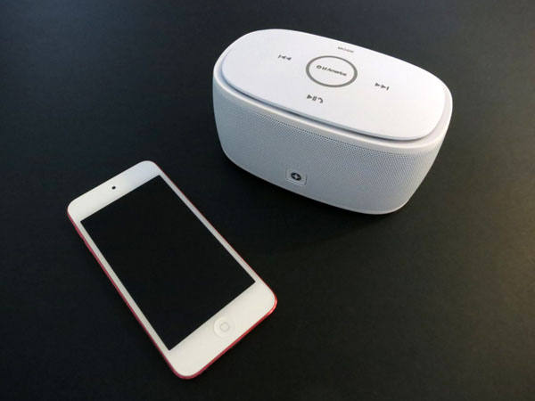 Review: id America TouchTone Portable Bluetooth Wireless Speaker 1