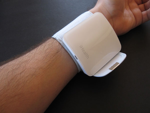 Review: iHealth Lab Wireless Blood Pressure Wrist Monitor
