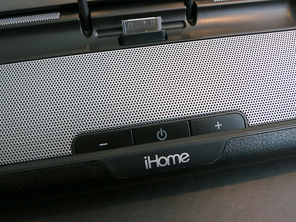 Review: iHome iD55 Portable Stereo System with Sliding Cover