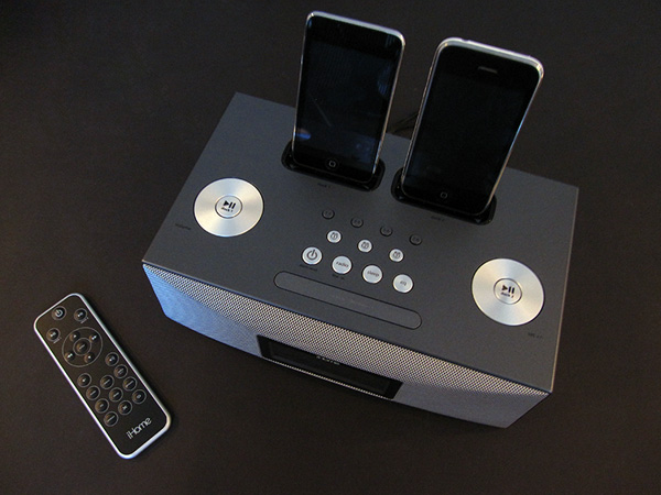 Review: iHome iP88 Wake and Sleep to iPhone and iPod