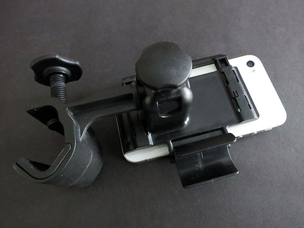 First Look: IK Multimedia iKlip Mini Microphone Stand Adapter for iPhone/iPod touch