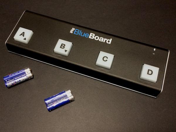 Review: IK Multimedia iRig BlueBoard Bluetooth MIDI Pedalboard