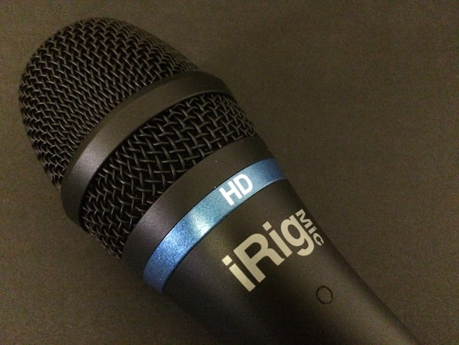 Review: IK Multimedia iRig Mic HD 3