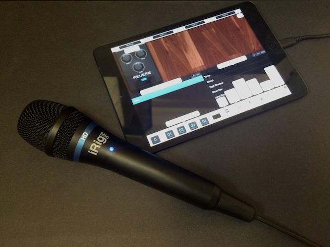 Review: IK Multimedia iRig Mic HD 1
