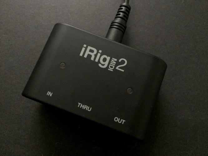 Review: IK Multimedia iRig MIDI 2