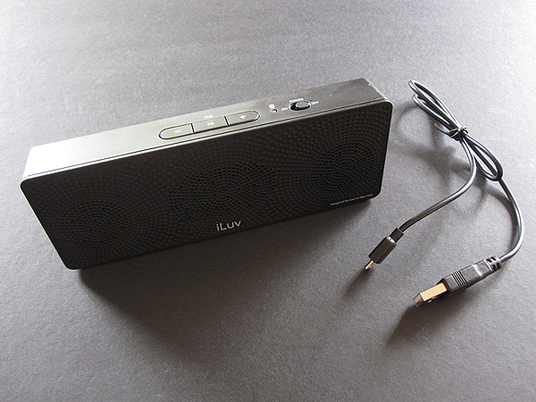 Review: iLuv iSP202 MobiTour Bluetooth Speaker