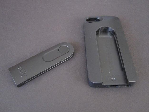 Review: iLuv Selfy for iPhone 5/5s