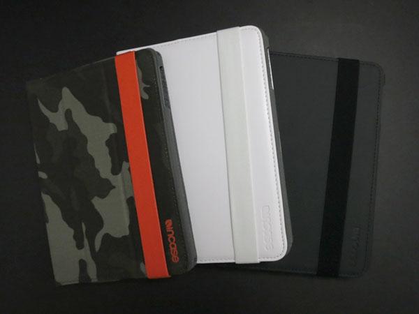 Review: Incase Book Jacket, Folio + Maki Jacket for iPad mini