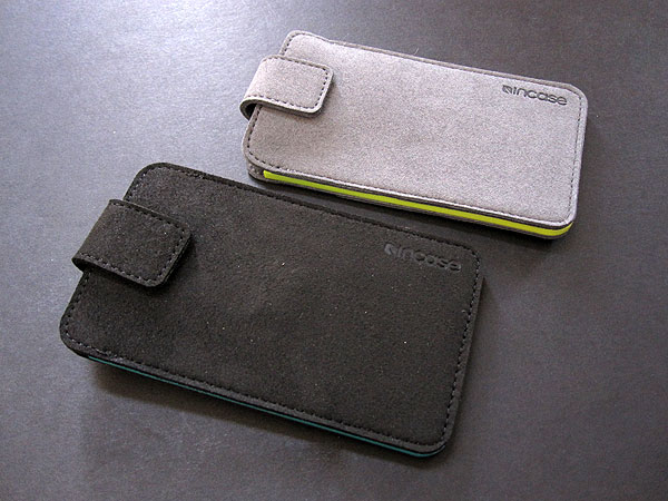 Review: Incase Suede Pull Sleeve for iPhone 4/4S