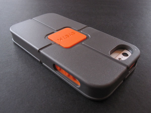 Review: Incase Systm Vise for iPhone 5