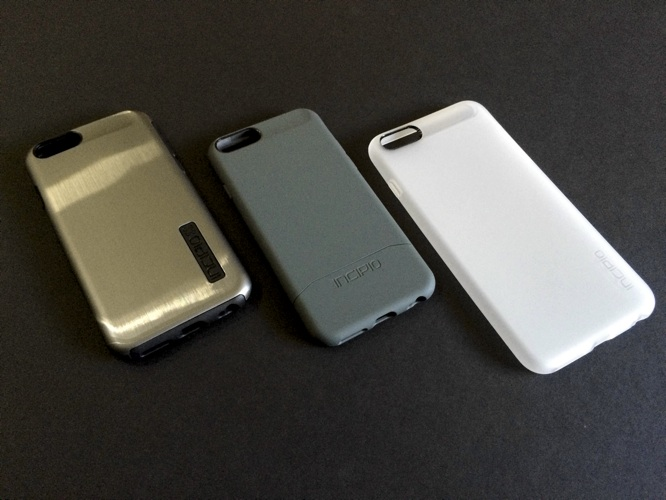 Incipio DualPro Shine / Edge for iPhone 6 + NGP for iPhone 6 Plus