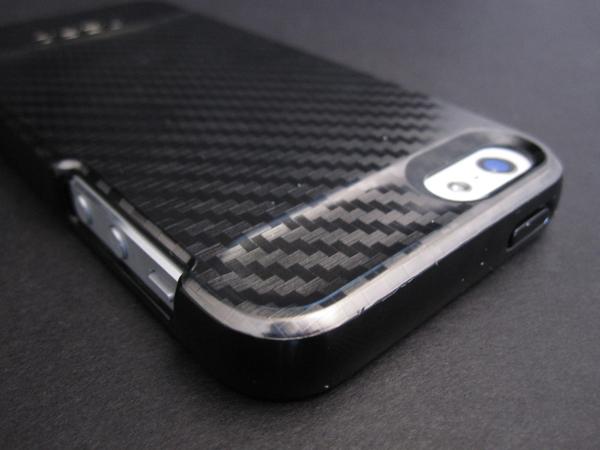 Review: Incipio Edge CF + Shine for iPhone 5