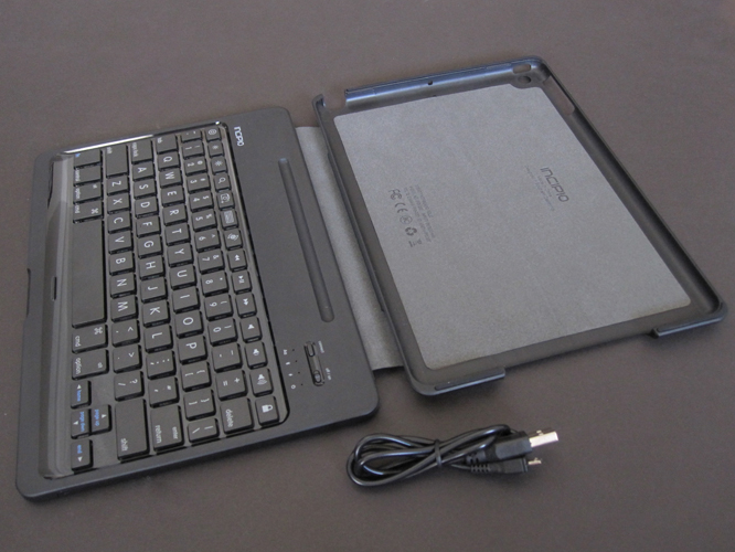 Review: Incipio Steno Ultra-Thin Bluetooth Keyboard Folio for iPad Air