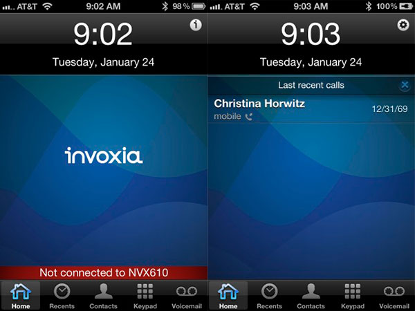 Review: Invoxia NVX 610 New Generation Desktop Phone