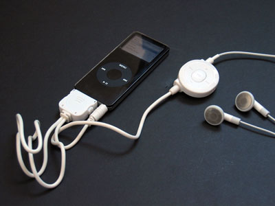 Review: iPDA Remote Control for iPod nano