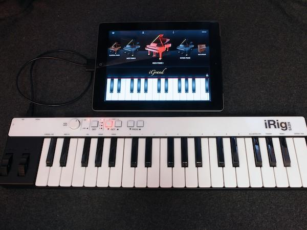 Review: IK Multimedia iRig Keys 4