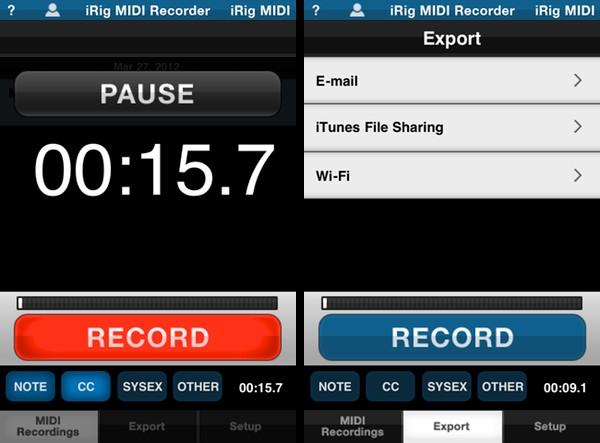 Review: IK Multimedia iRig MIDI + SampleTank for iOS 5