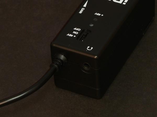 Review: IK Multimedia iRig PRE XLR Microphone Interface 5
